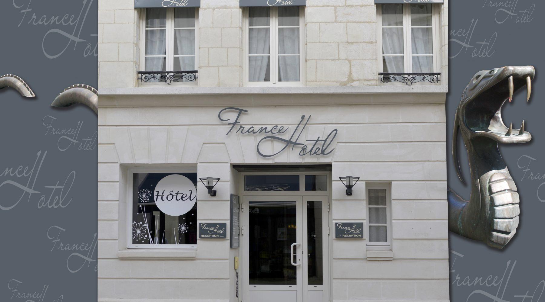 façade France Hôtel